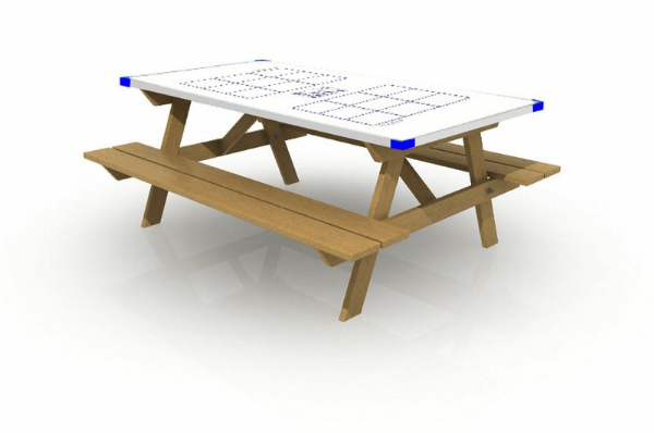 Noughts and Crosses Games Table